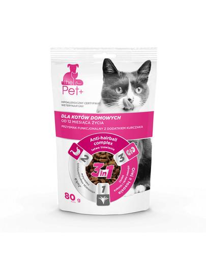 Cat indoor treat 80 g