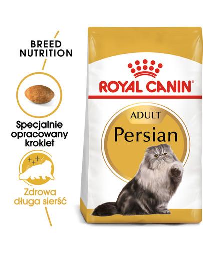 Persian 2 kg karma sucha dla kotów dorosłych rasy perskiej