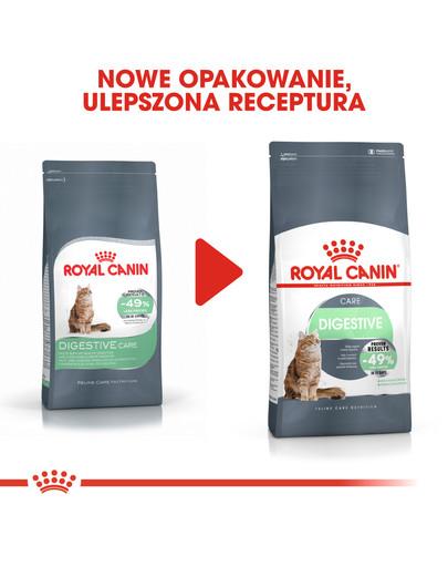 Digestive Care 400 g karma sucha dla kotów dorosłych wspomagająca przebieg trawienia