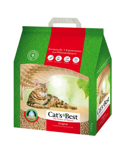 Cat's Best Original eko plus 5 l (2,1 kg)