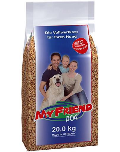 My friend 20 kg