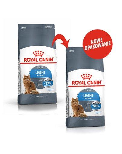 Light Weight Care 2 kg karma sucha dla kotów dorosłych, utrzymanie prawidłowej masy ciała