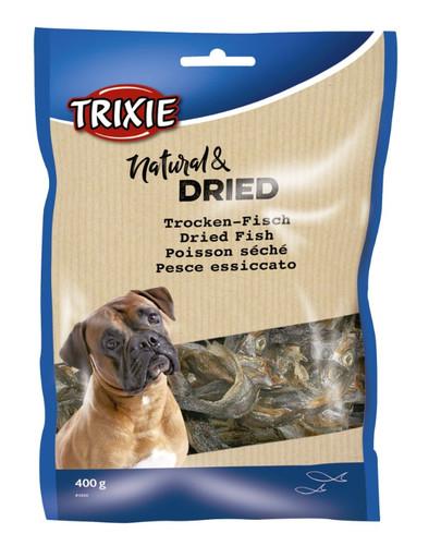 Szproty suszone dla psa 400 g
