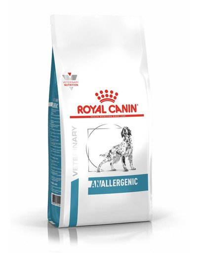 Dog anallergenic 8 kg