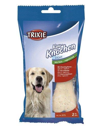 Przysmak wegetariański dla psa kość z ryżem 2 szt. 125 g