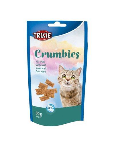 Chrupki ze słodem dla kota 50 g