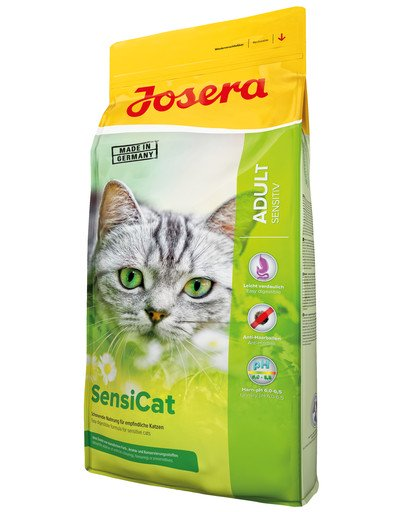 Cat SensiCat dla wrażliwych kotów 10 kg