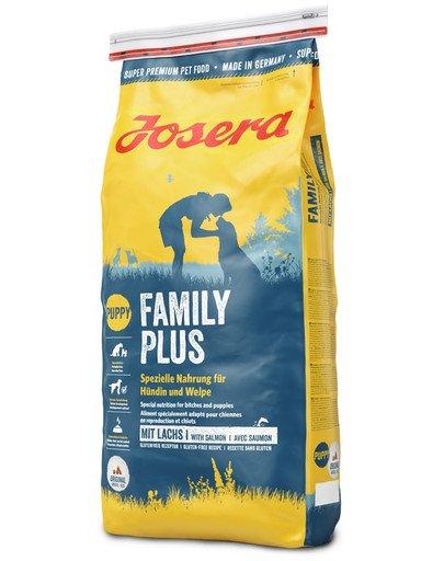 Dog Family plus dla szczeniąt i dla suk karmiących 15 kg