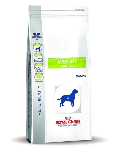 Dog weight control 14 kg
