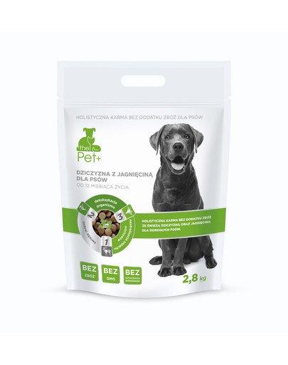 Dog venison & lamb adult  2,8 kg