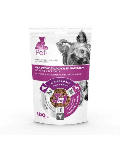 Dog city treat 100 g