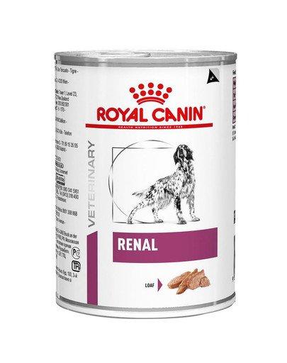 Dog renal puszka 410 g