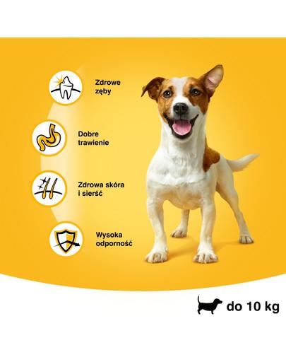 Adult 12 kg (małe rasy) - sucha karma dla psów z wołowiną i warzywami