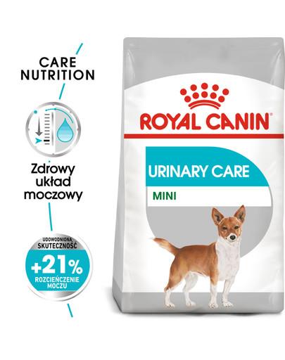 Mini Urinary Care karma sucha dla psów dorosłych, ras małych, ochrona dolnych dróg moczowych 1 kg
