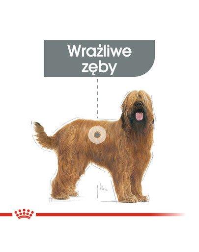Maxi Dental Care karma sucha dla psów dorosłych, ras dużych, redukująca powstawanie kamienia nazębnego 3 kg