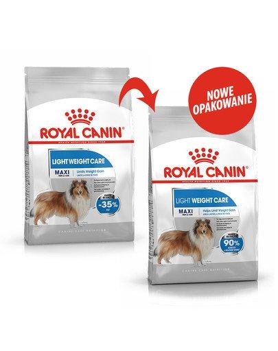 Maxi Light Weight Care karma sucha dla psów dorosłych, ras dużych z tendencją do nadwagi 3 kg