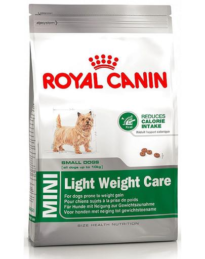 Mini Light Weight Care karma sucha dla psów dorosłych, ras małych z tendencją do nadwagi 2 kg