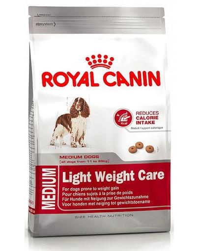 Medium Light Care 13 kg karma sucha dla psów dorosłych, ras średnich tendencją do nadwagi