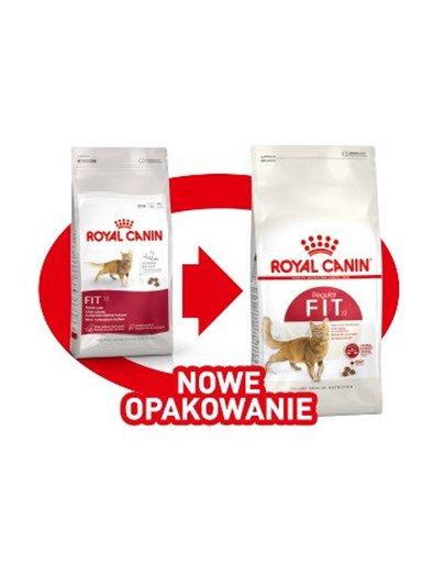REGULAR FIT 32 10 kg karma sucha dla kotów dorosłych, wspierająca idealną kondycję