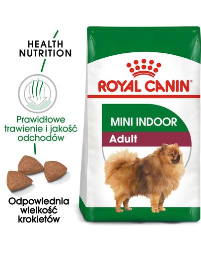 Mini Indoor karma dla ras miniaturowych 1.5 kg