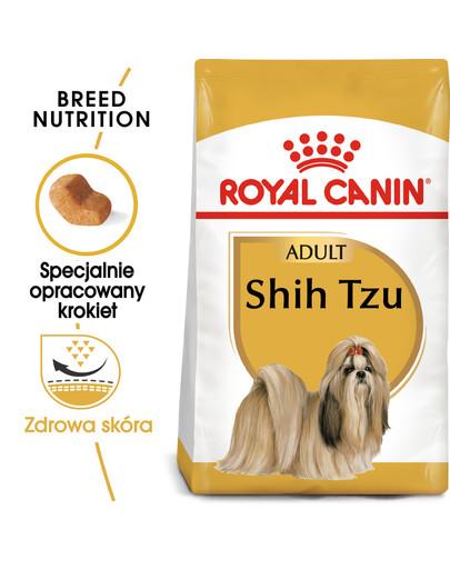 Shih Tzu Adult karma sucha dla psów dorosłych rasy shih tzu 1.5 kg