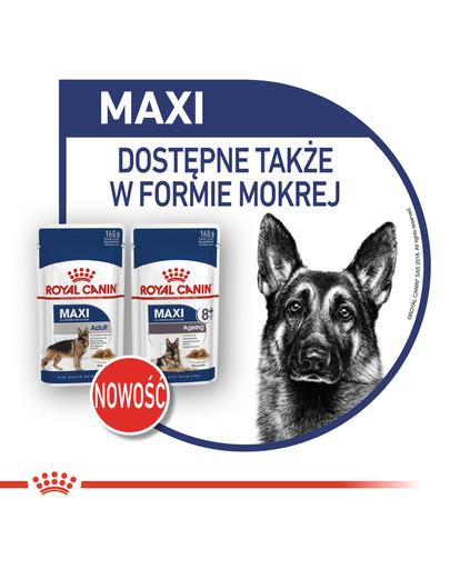 ROYAL CANIN Maxi Adult 15 kg inne produkty w linii