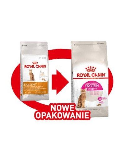 Exigent Protein Preference 42 karma sucha dla kotów dorosłych, wybrednych, kierujących się zawartością białka 400 g