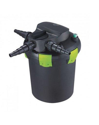 Filtr ciśnieniowy, system BACKFLUSH-samoczyszczenie, UV 9W, oczko 6000L
