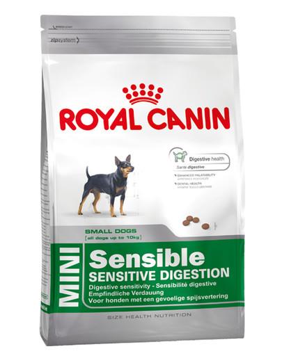 Mini Digestive Care karma sucha dla psów dorosłych, ras małych o wrażliwym przewodzie pokarmowym 800 g