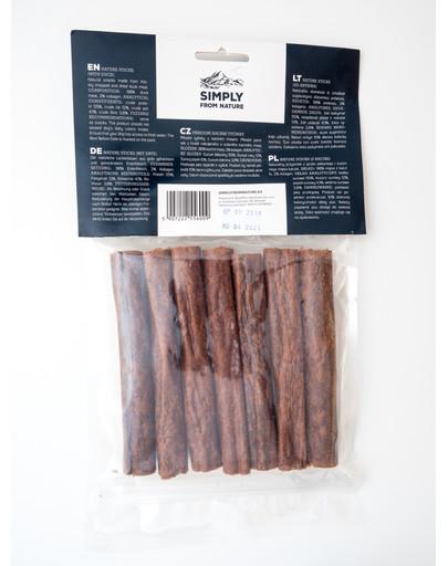 Naturalne cygara z mięsem kaczki 7 szt.