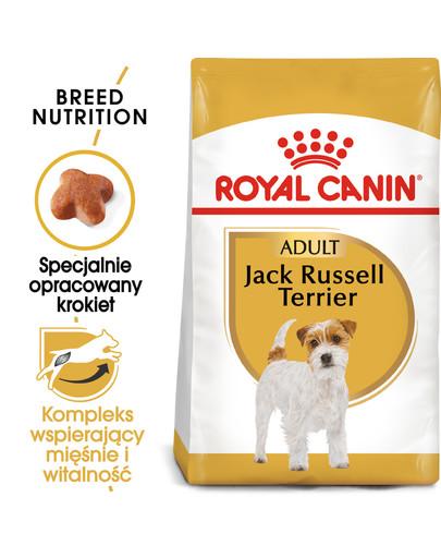 Jack Russell Terrier Adult karma sucha dla psów dorosłych rasy jack russel terrier 500 g