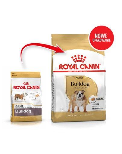 Bulldog Adult karma sucha dla psów dorosłych rasy bulldog 12 kg