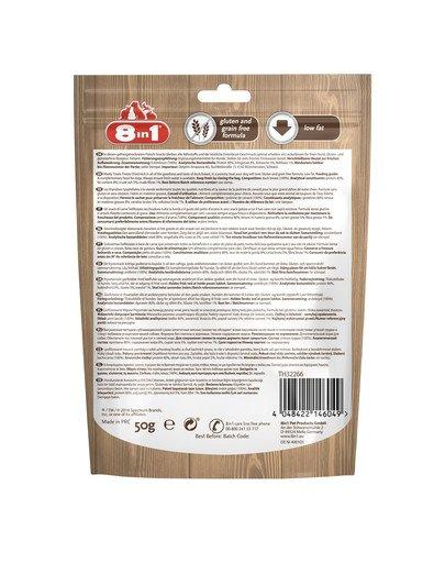 Mięsne liofilizowane przysmaki kaczka 50 g