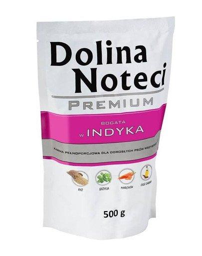 Premium Bogata W Indyka Karma Dla Psa 0,5 kg