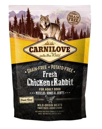 Fresh Adult kurczak i królik 1,5 kg