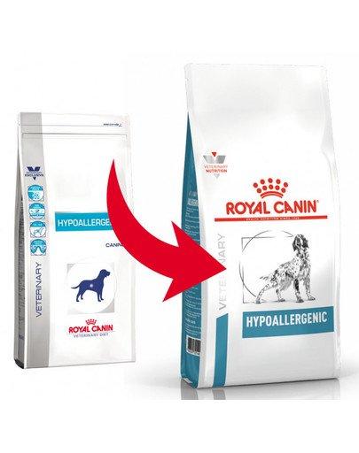 Dog hypoallergenic 2 kg