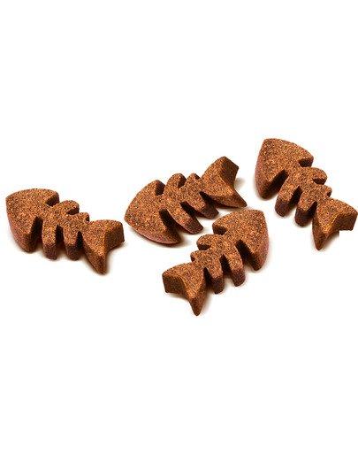 Semi moist snacks delikatne przysmaki z pstrągiem i koprem 200 g