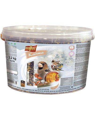 Pokarm dla ptaków zimujących  2.2 kg