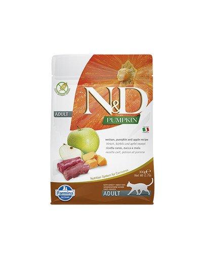 N&D Adult Pumpkin venison & apple 1,5 kg