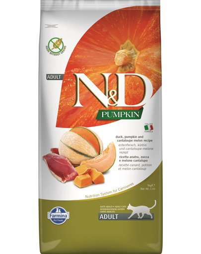 N&D Cat Pumpkin Duck & Cantaloupe Melon 1.5 kg