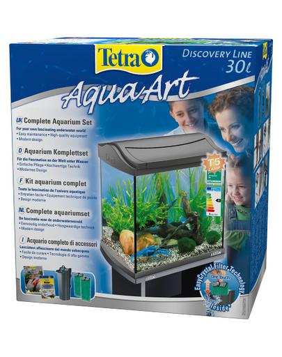 Aquaart Discovery line Crayfish Aquarium Complete Set 30l