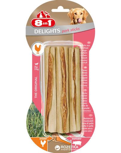 Przysmak Pork Delights Bone Sticks 3Szt