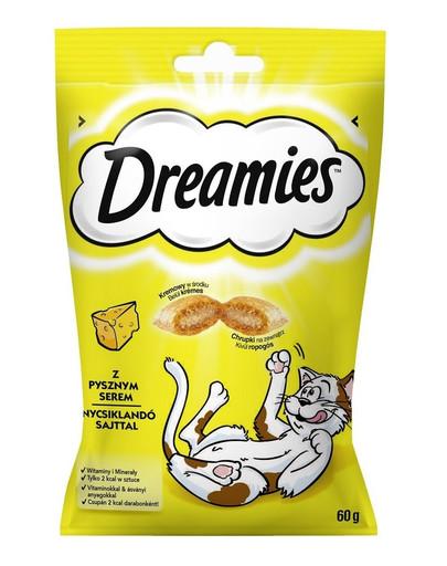 Dreamies z serem 0.06 kg