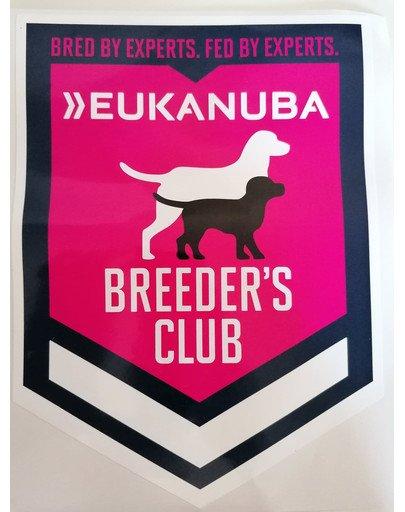 Naklejka Breeder's Club