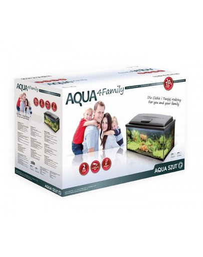 Zestaw Akwariowy Aqua4Family 80/P C