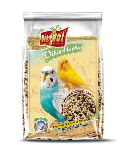 Mieszanka uzupełniająca dla papugi falistej  200 g