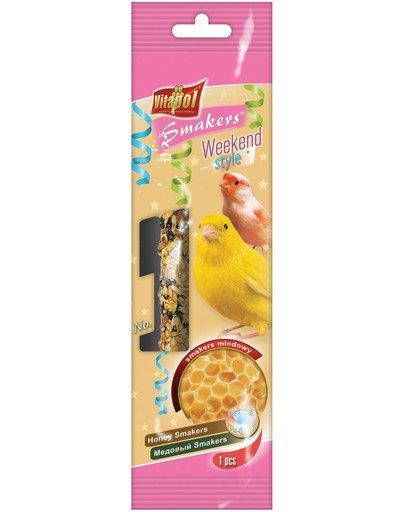 Smakers dla kanarka - miodowy 45 g