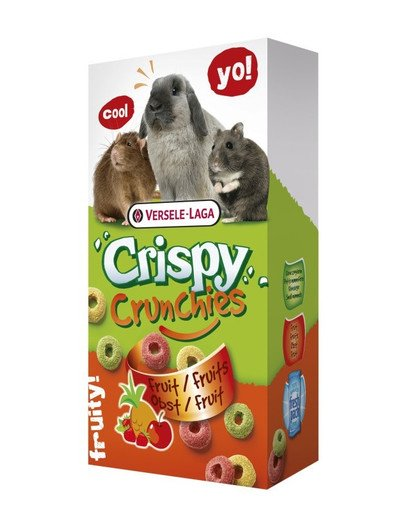 Crispy Crunchies Fruit 75g