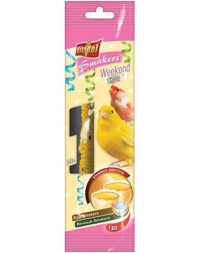 Smakers dla kanarka jajeczny 45 g