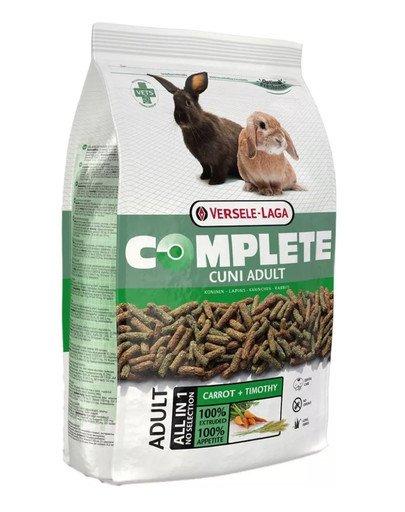 Cuni Adult Complete 8 kg + 800 g GRATIS - ekstrudat dla królików miniaturowych
